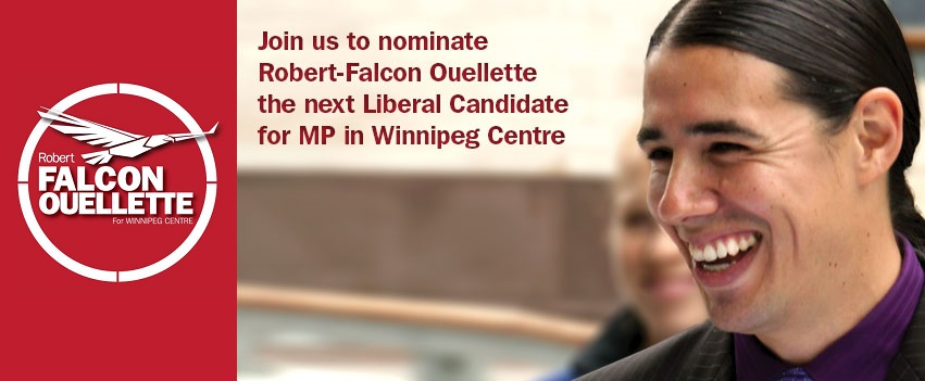 RFO for Liberal Winnipeg Centre